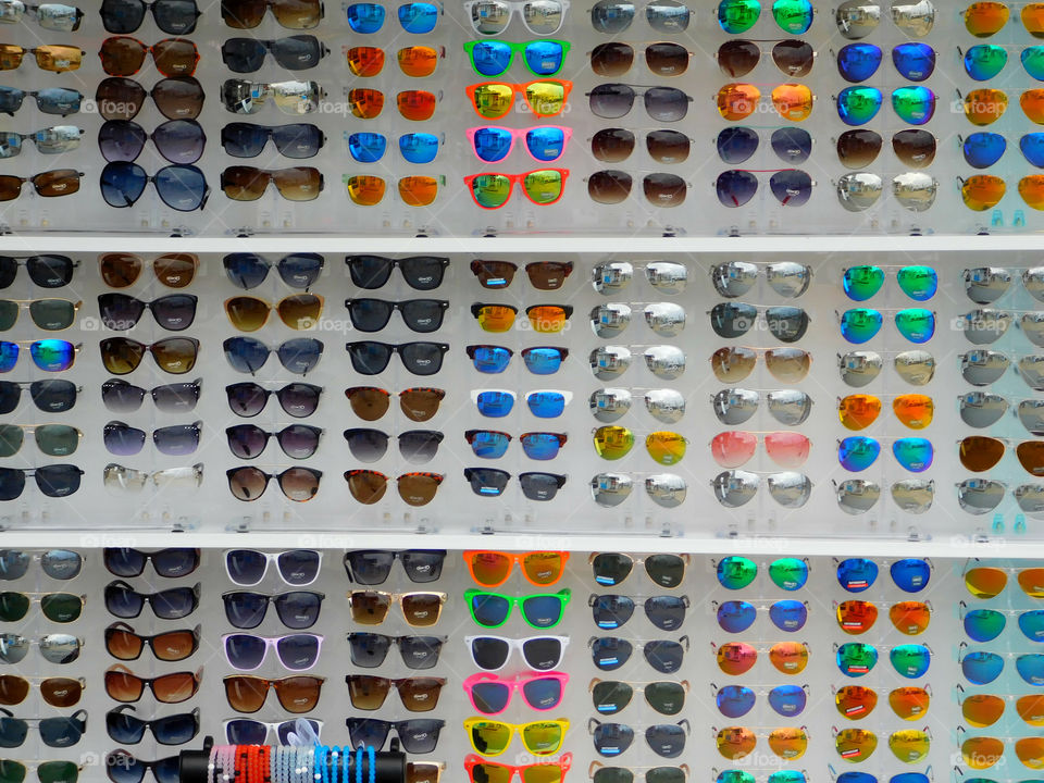 Shades for the eyes! A color to match anyones eyes!