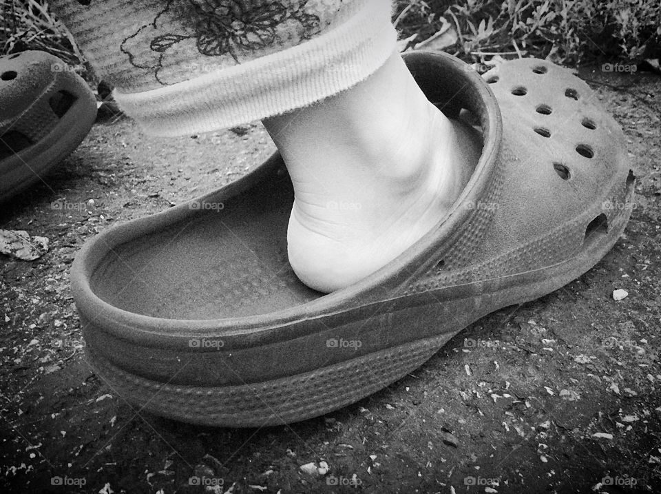 A day in someone else's shoe