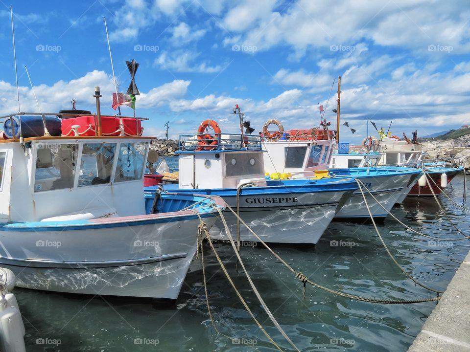 Giuseppe Italy boats