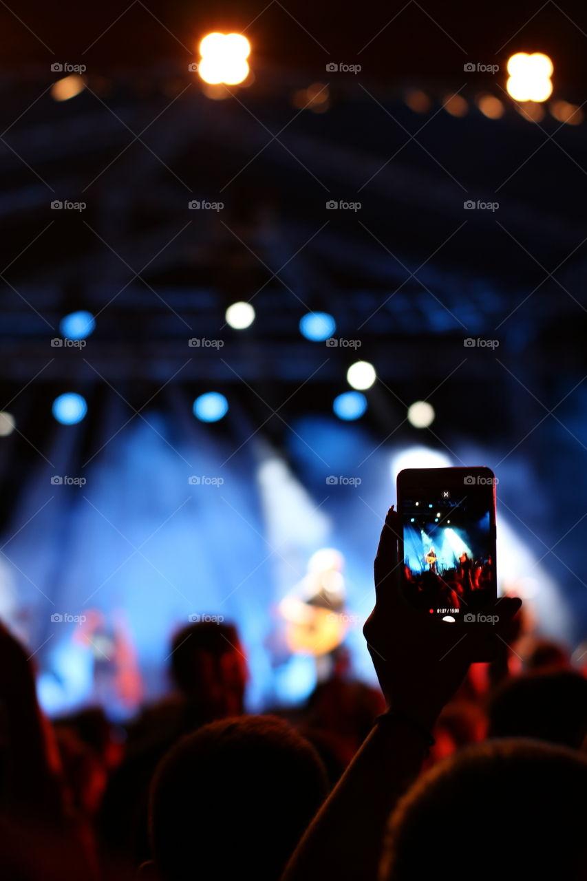 #concert #music #live #entertainment #friends #happy #enjoying
