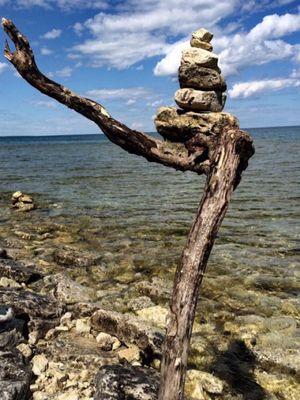 Balancing Rock!