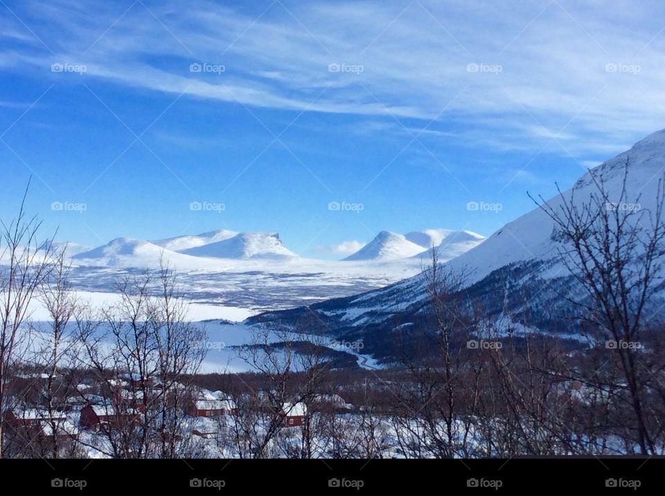Lapporten Lappland