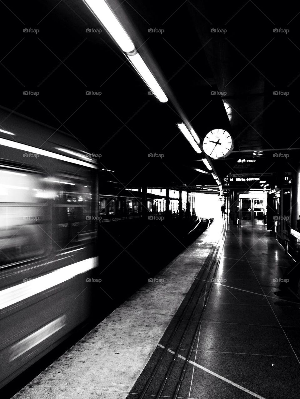 Subway Stockholm