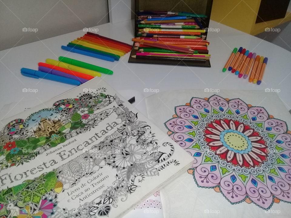 vamos colorir o mundo