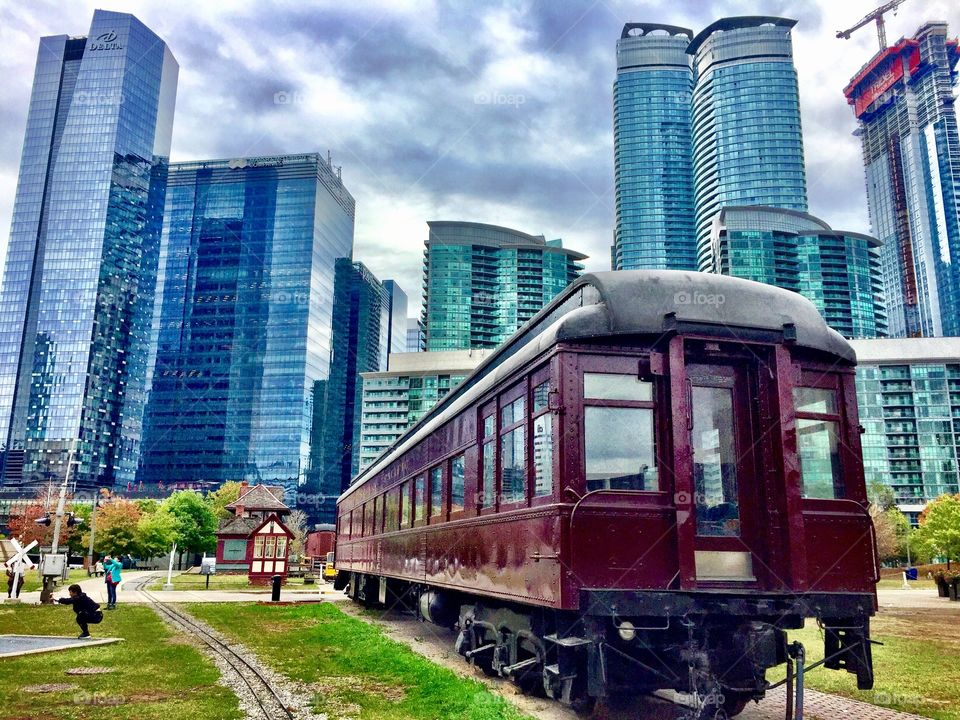 Many trains arrive at your station; treat them good whether they stay or leave! Mehmet Murat ildan