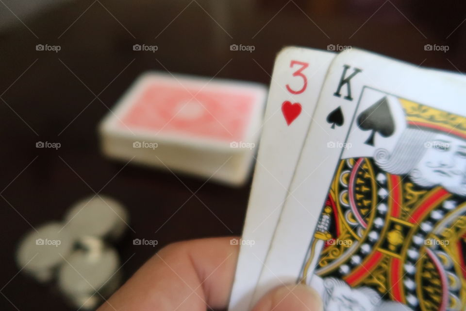 Wishing for card of eight