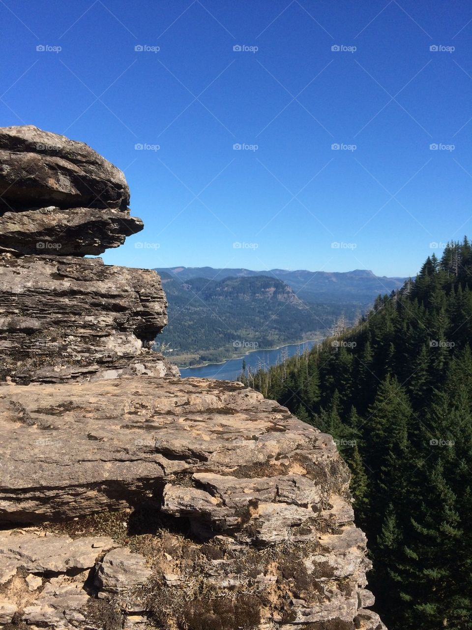 Between a rock and a hard spot
