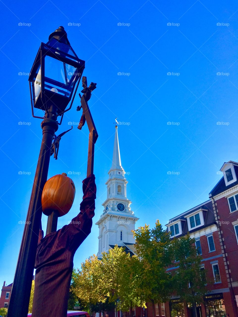 Pumpkin Head!  Portsmouth , New Hampshire