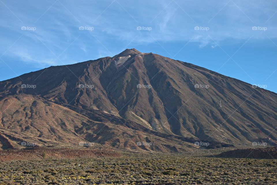 According to legend, Guayota (the devil) kidnapped Magec (the god of light and the sun) and imprisoned him inside El Teide. The Guanches asked their supreme god Achamán for clemency, so Achamán fought Guayota, freed Magec from the bowels of the mountain, and plugged the crater with Guayota. It is said that since then, Guayota has remained locked inside Teide.