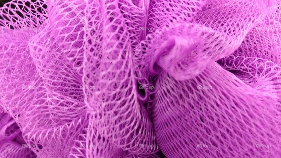 Close-up of bathing net