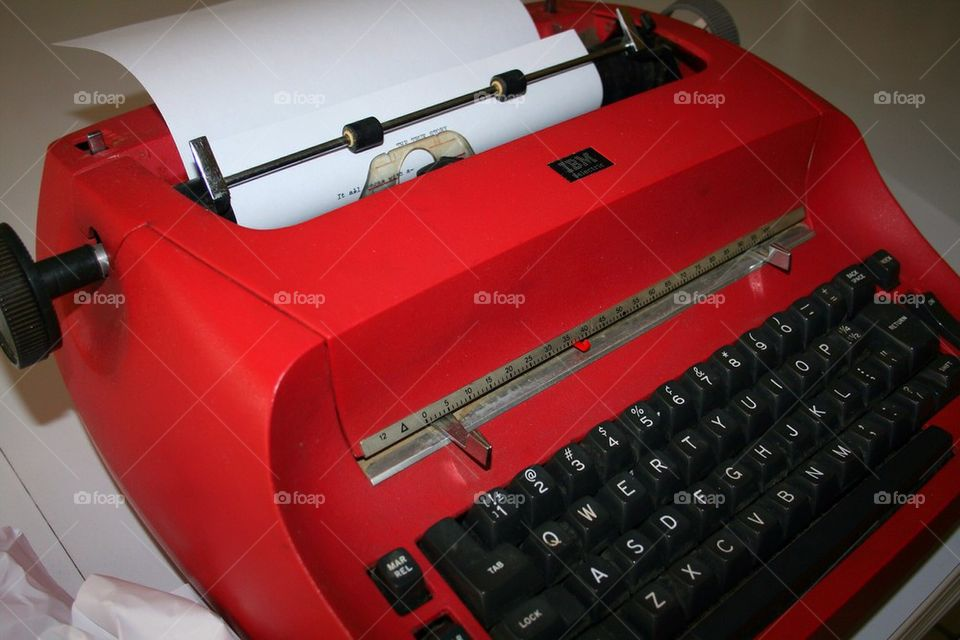 The Art of Typewriting