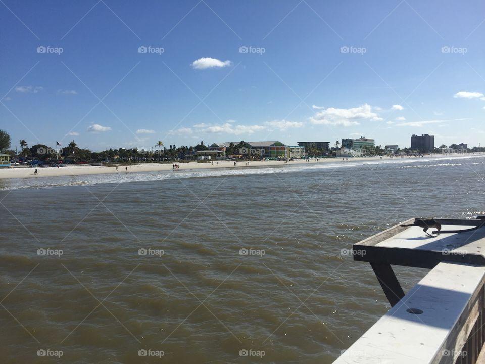 Water, No Person, Beach, Travel, Landscape