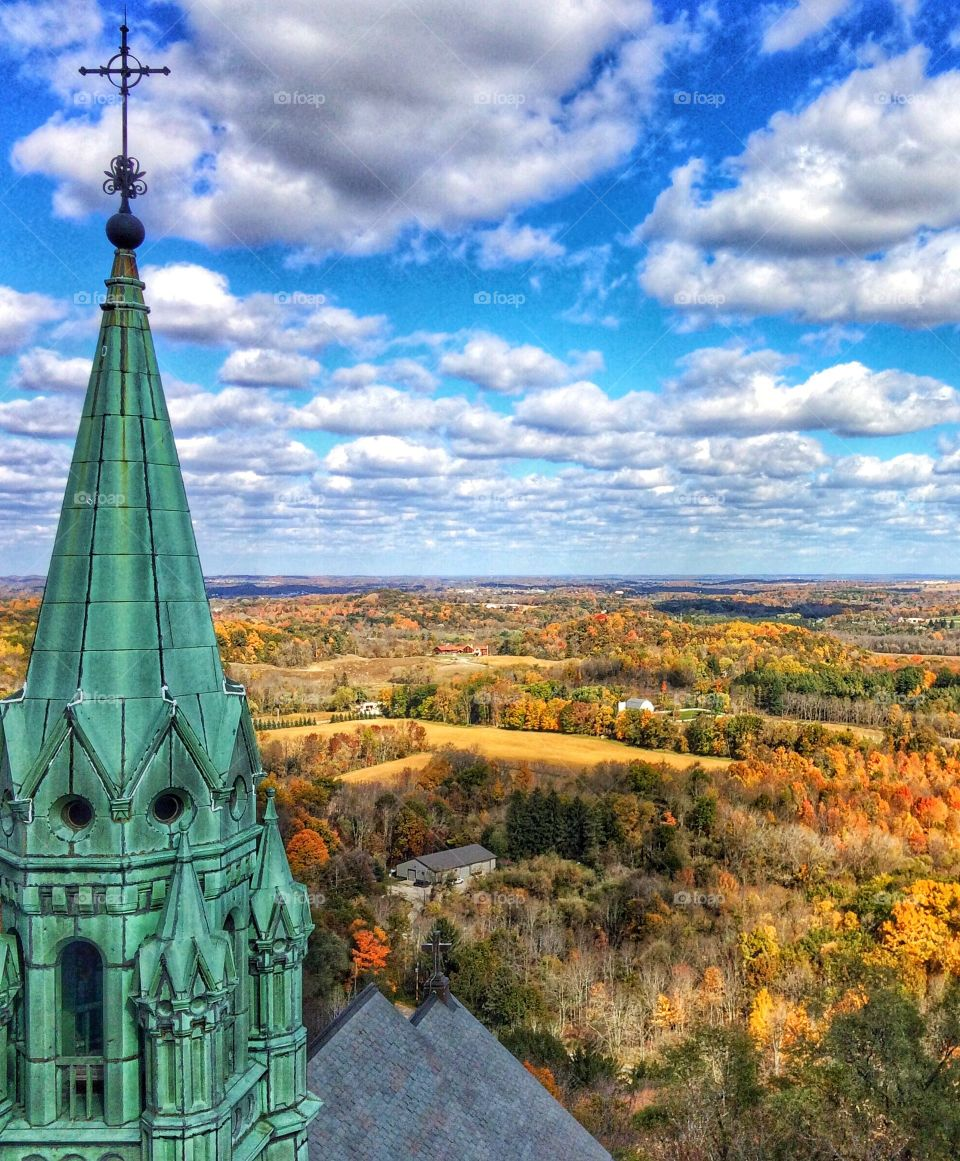 Autumn @ Holy Hill