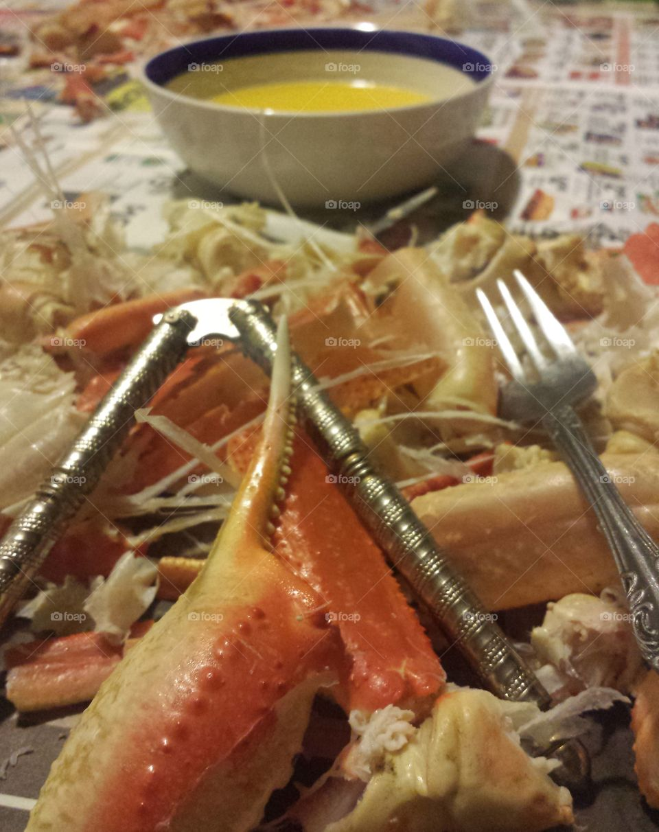 King Crab Feast