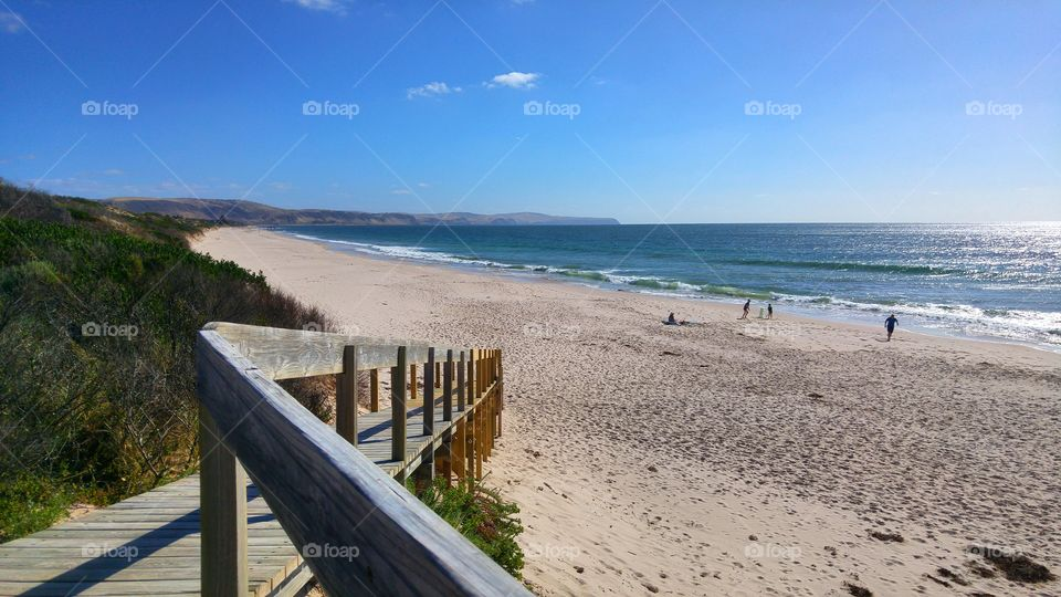 beach walk 2