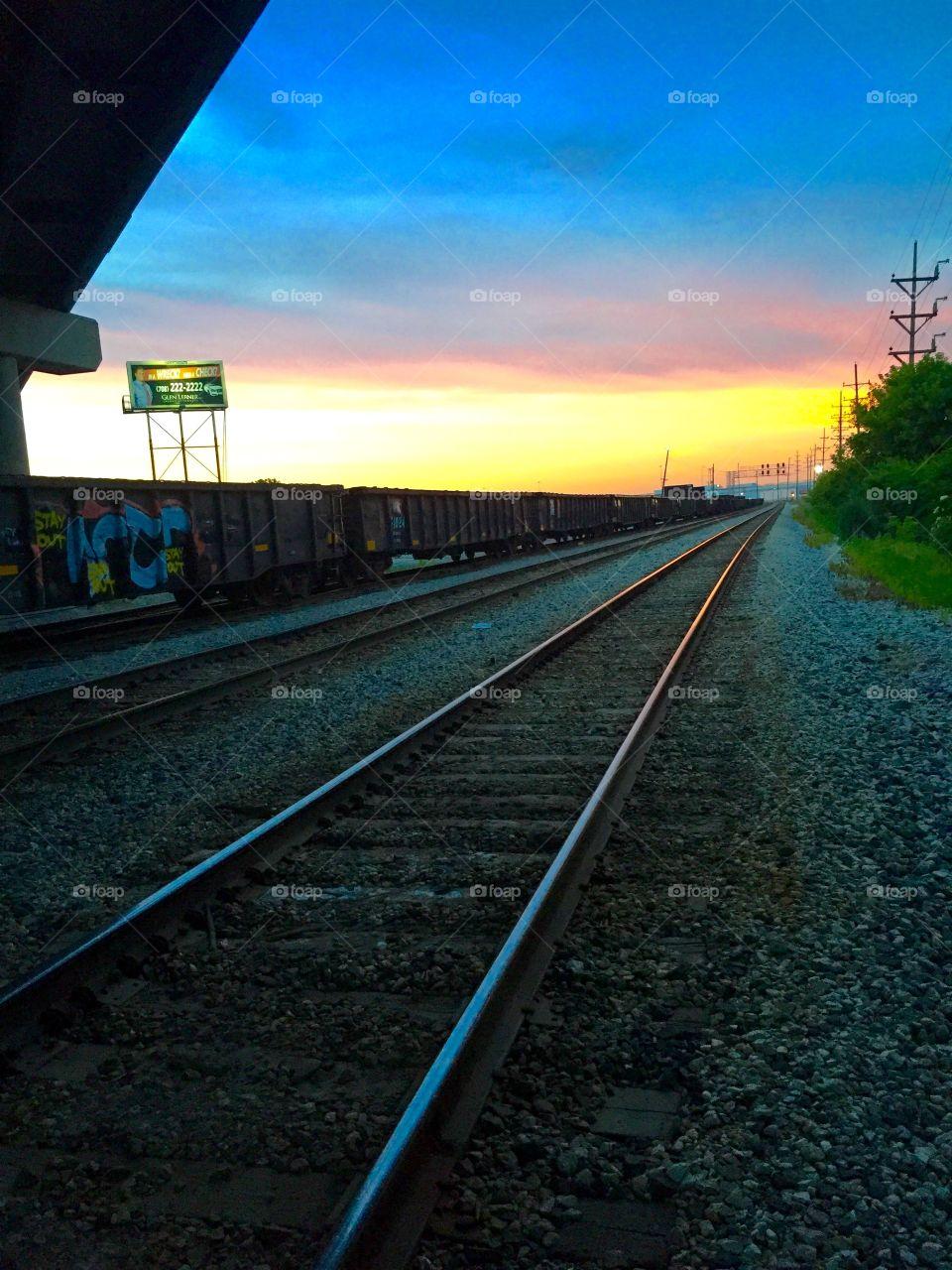 Locomotive, Railway, Train, Railroad Track, Transportation System