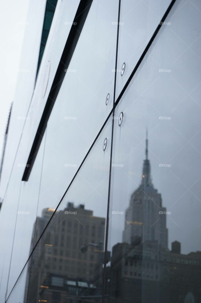 NYC Reflections