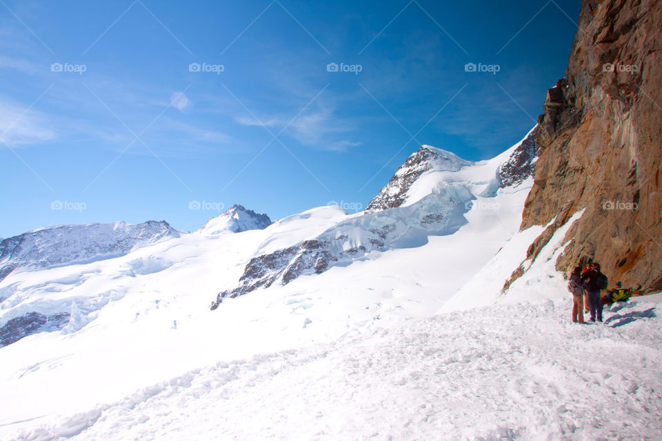 snow landscape sky travel by cmosphotos