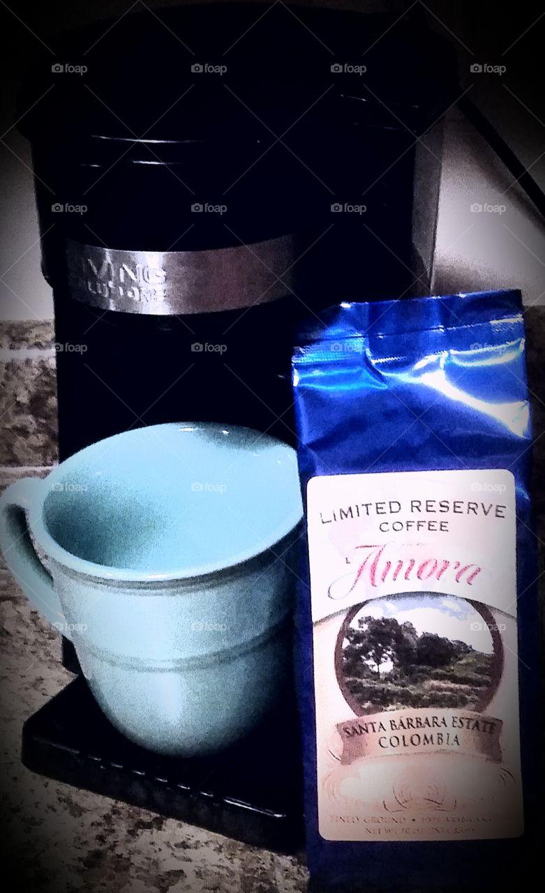 Coffee Pot to Go