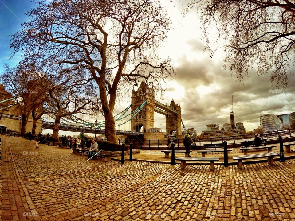 London- Tower bridge
