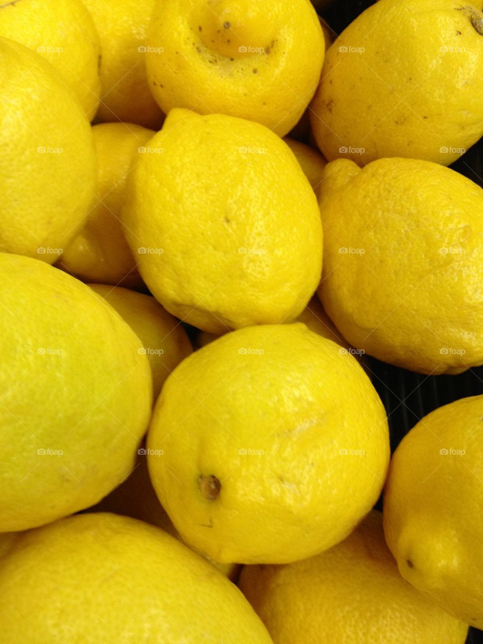 Life will give you lemons in a pile.
