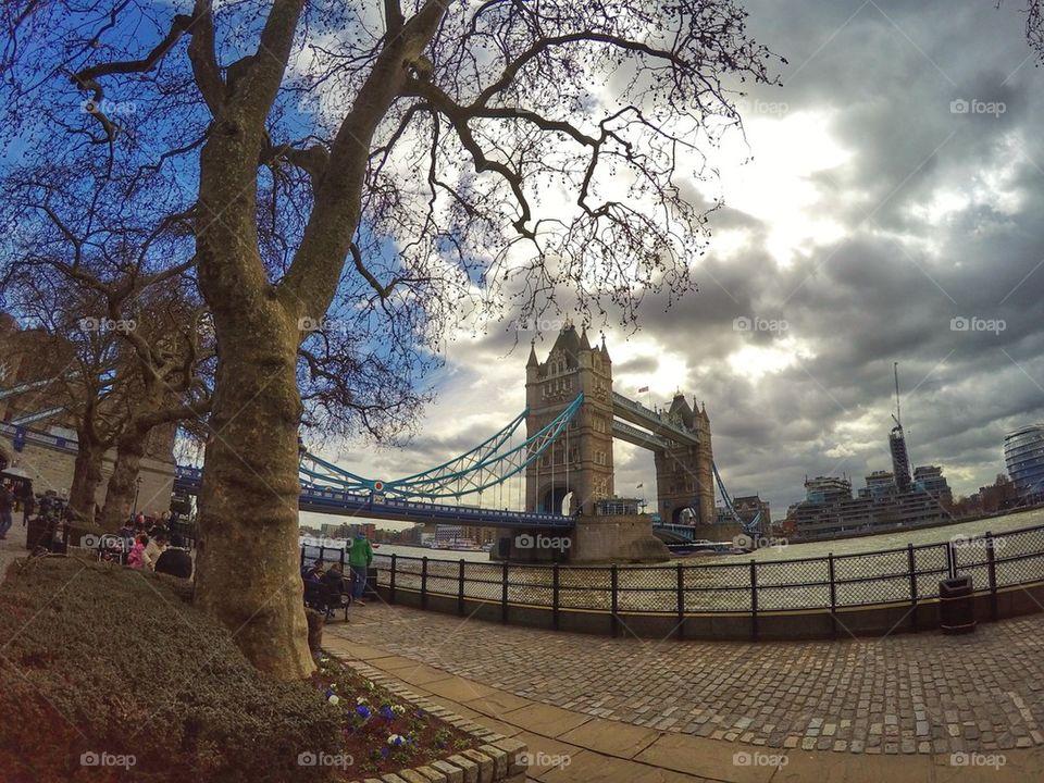 London- Tower bridge