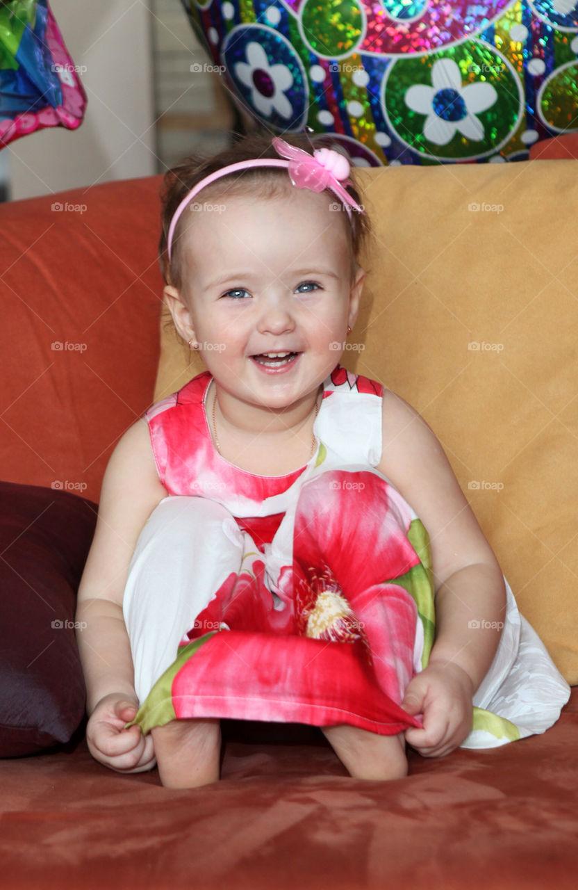 flowers birthday girl happy by katringomonova