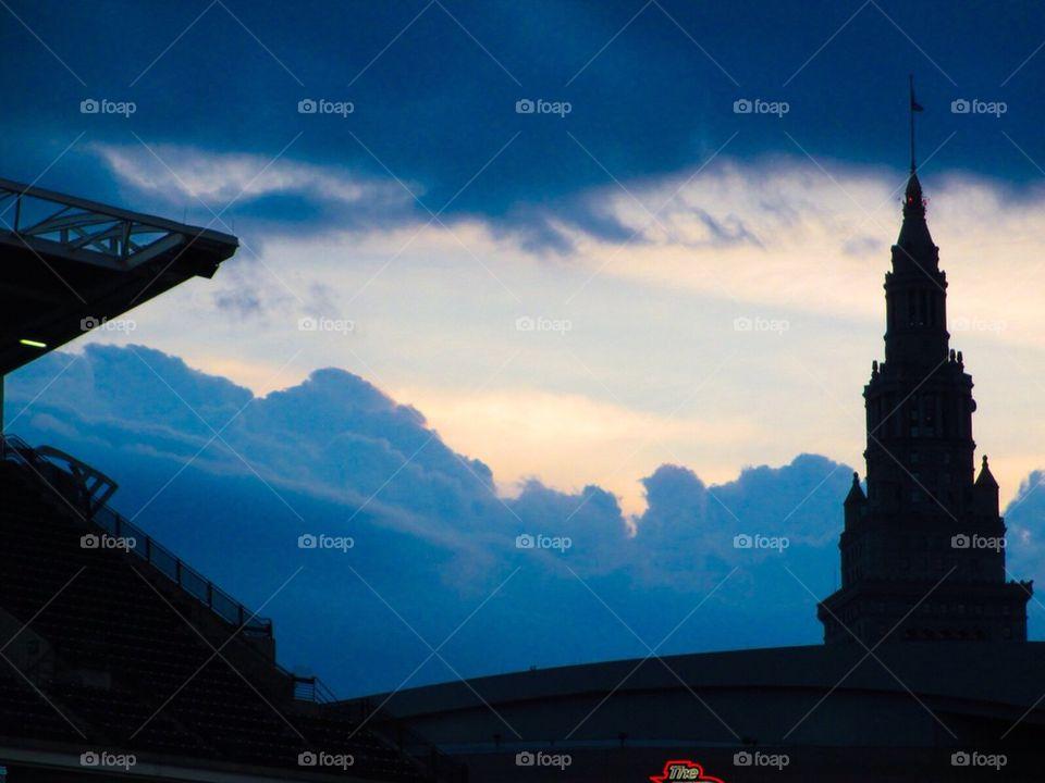 Cleveland Clouds