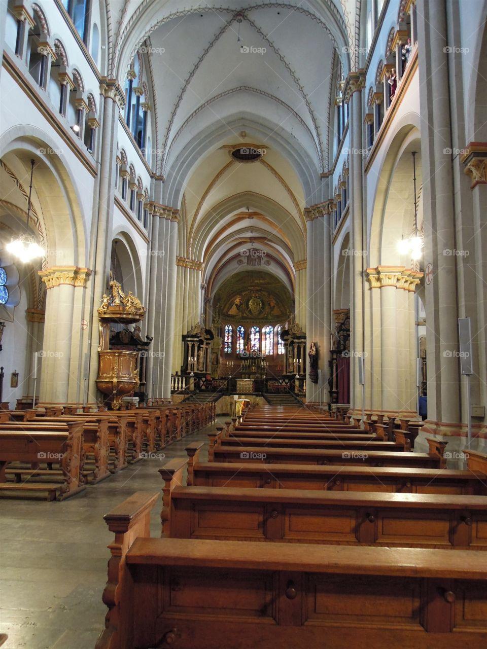 Kirche in Bonn