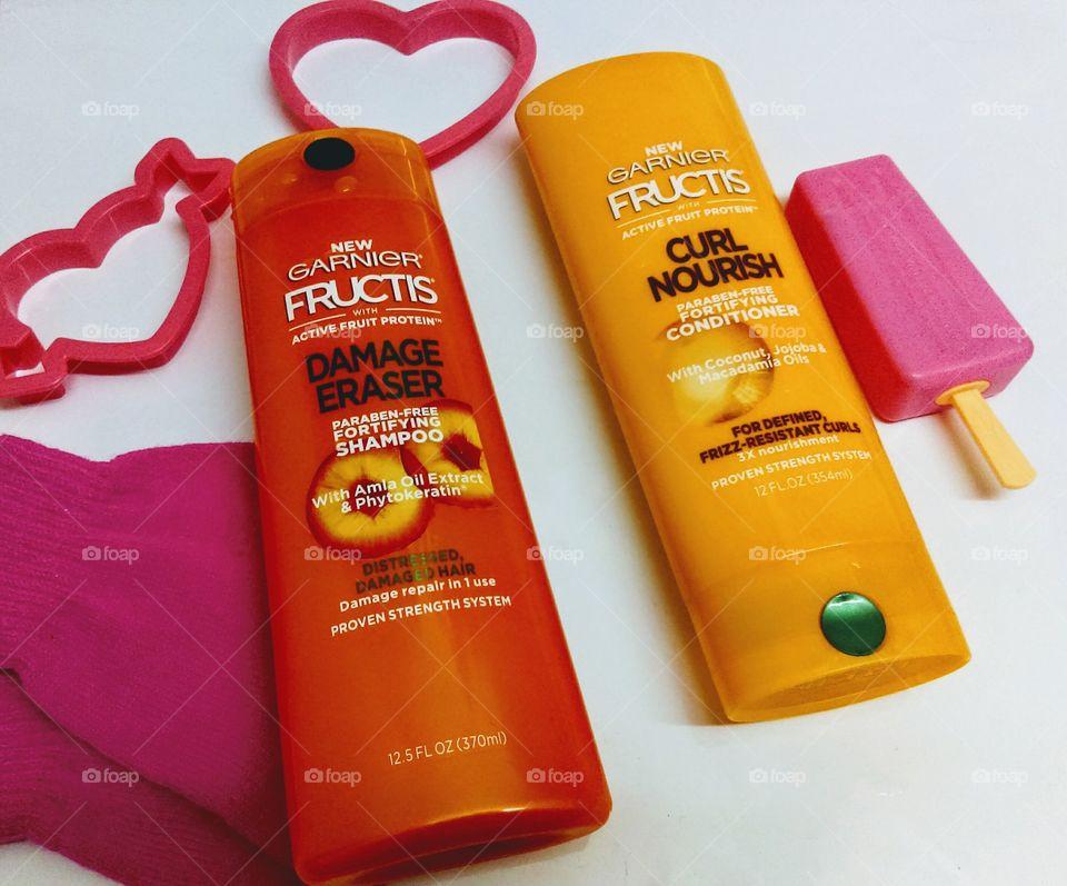 Garnier Fructis Valentine's Day