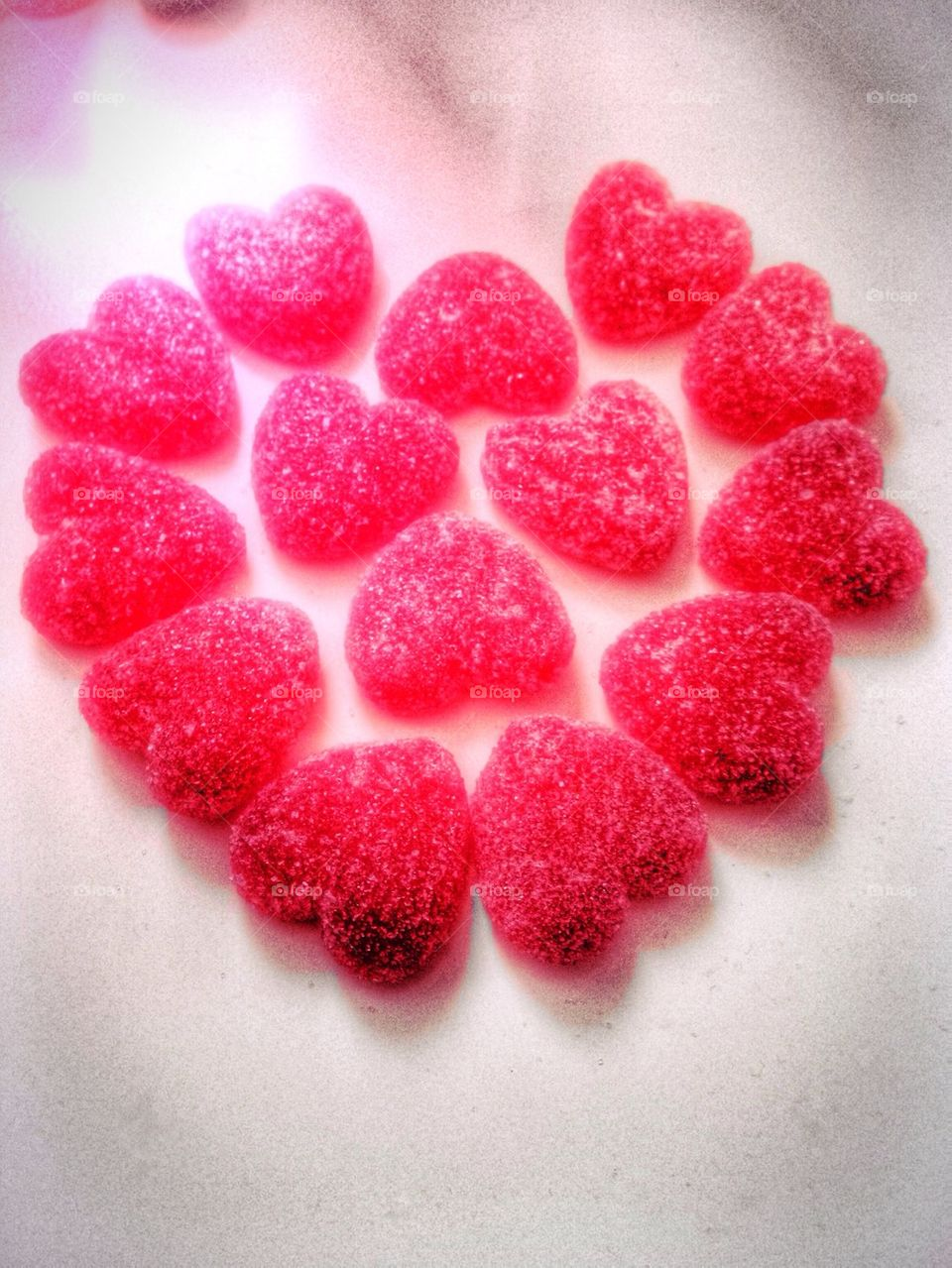 Jellyhearts as A Heart
