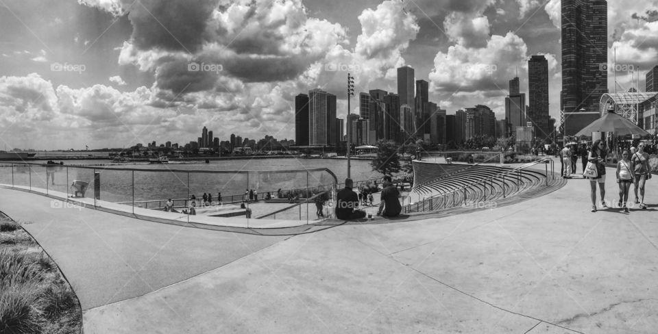 Navy Pier August 9, 2017 Chicago, Illinois 12:48 P.M.   Picture Credit : Antonio D. Ball   📸