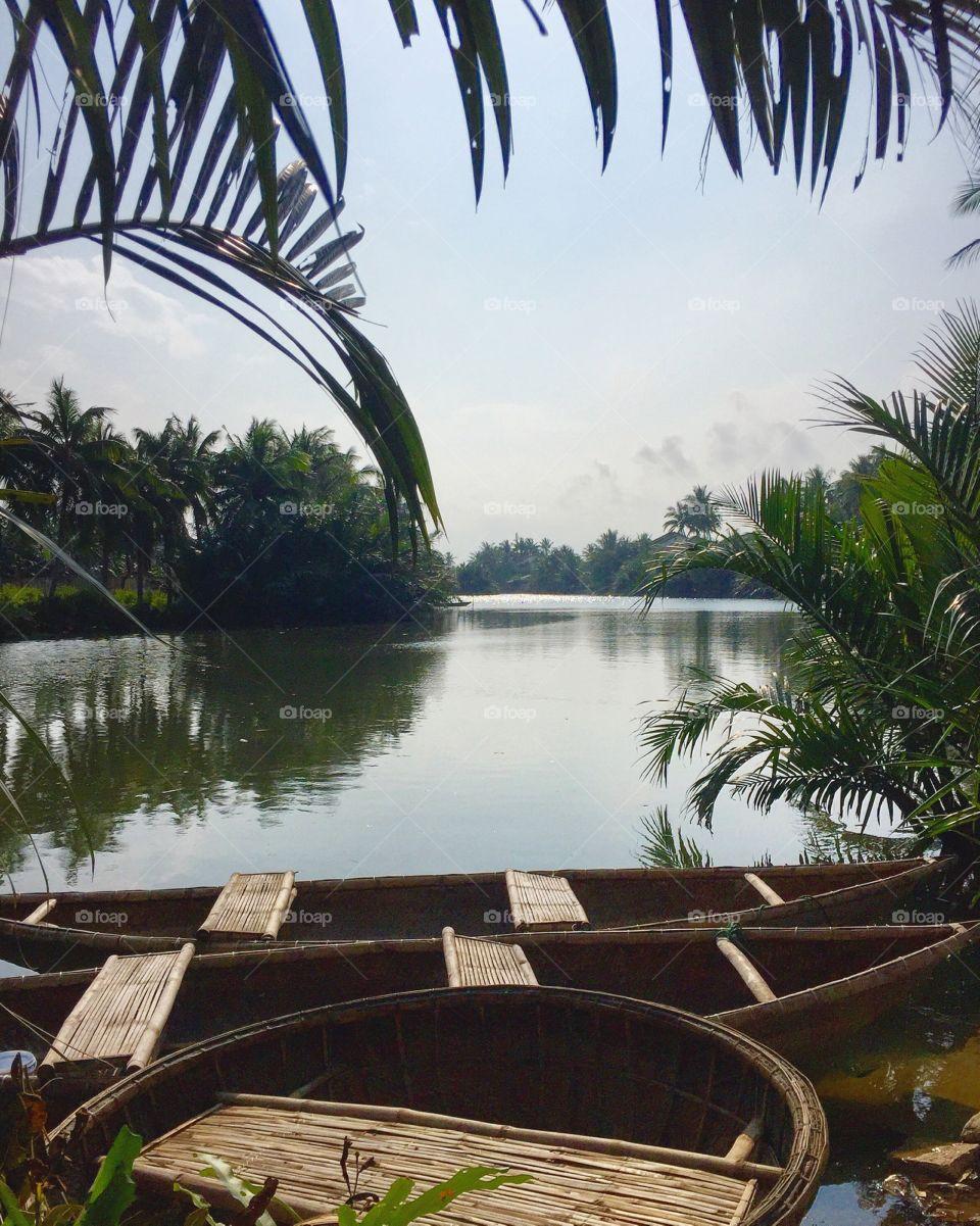 Vietnam River