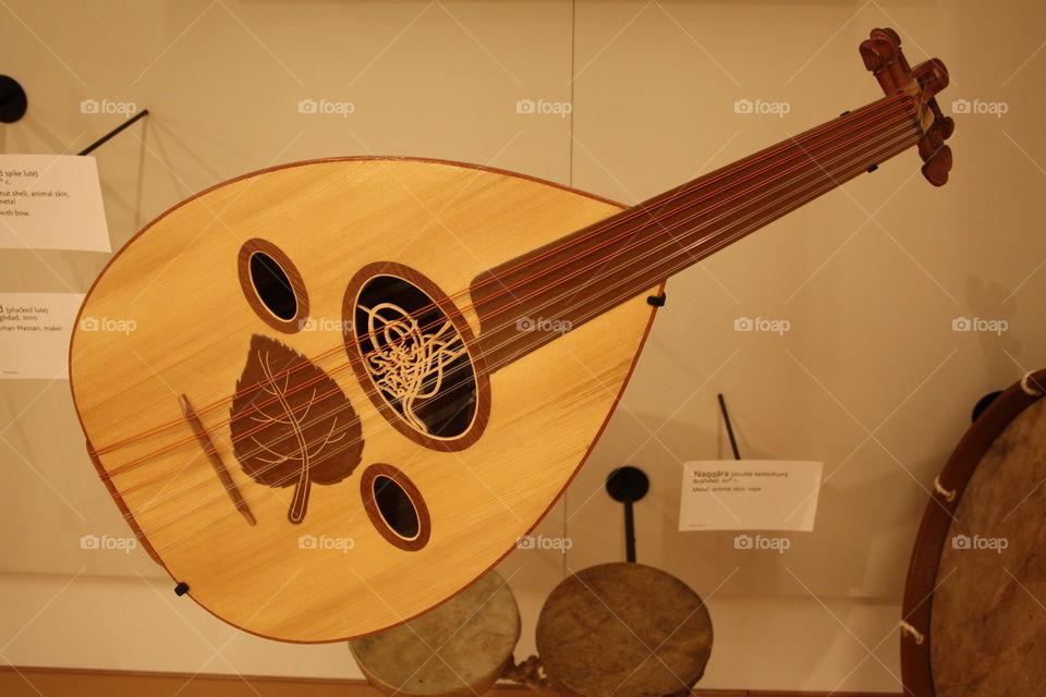 Wood, No Person, Music, Retro, Instrument