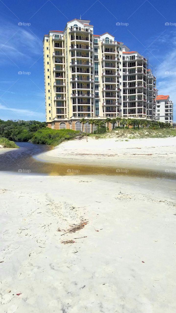 A Seaside Hotel