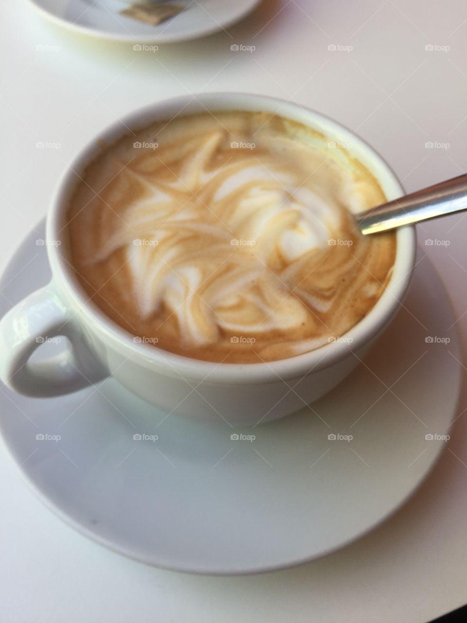 I upgraded my coffee