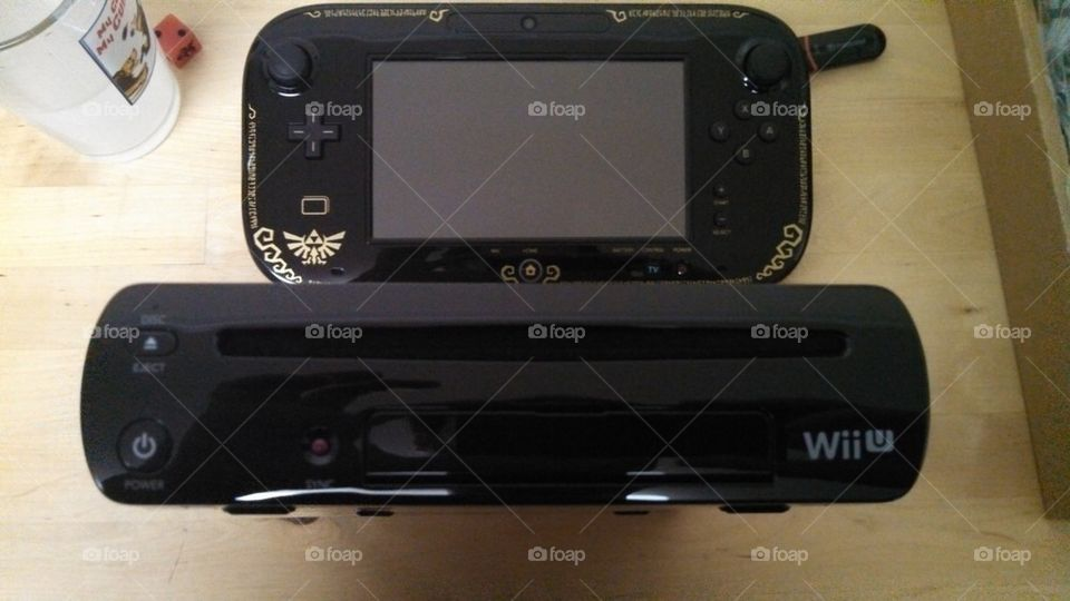 Fun with Wii U unboxing