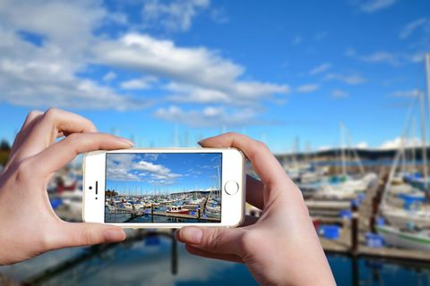 Marina Photography