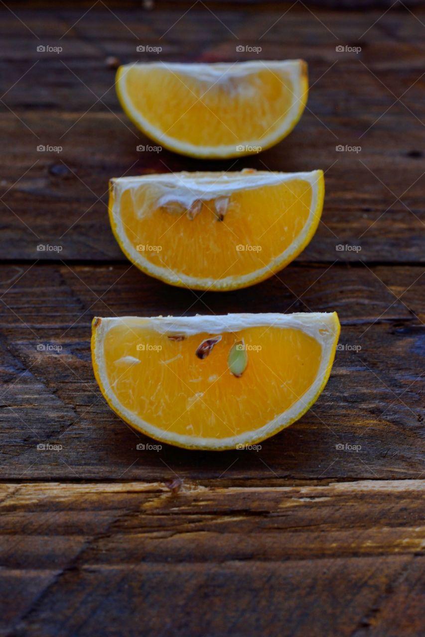 leading lines - orange