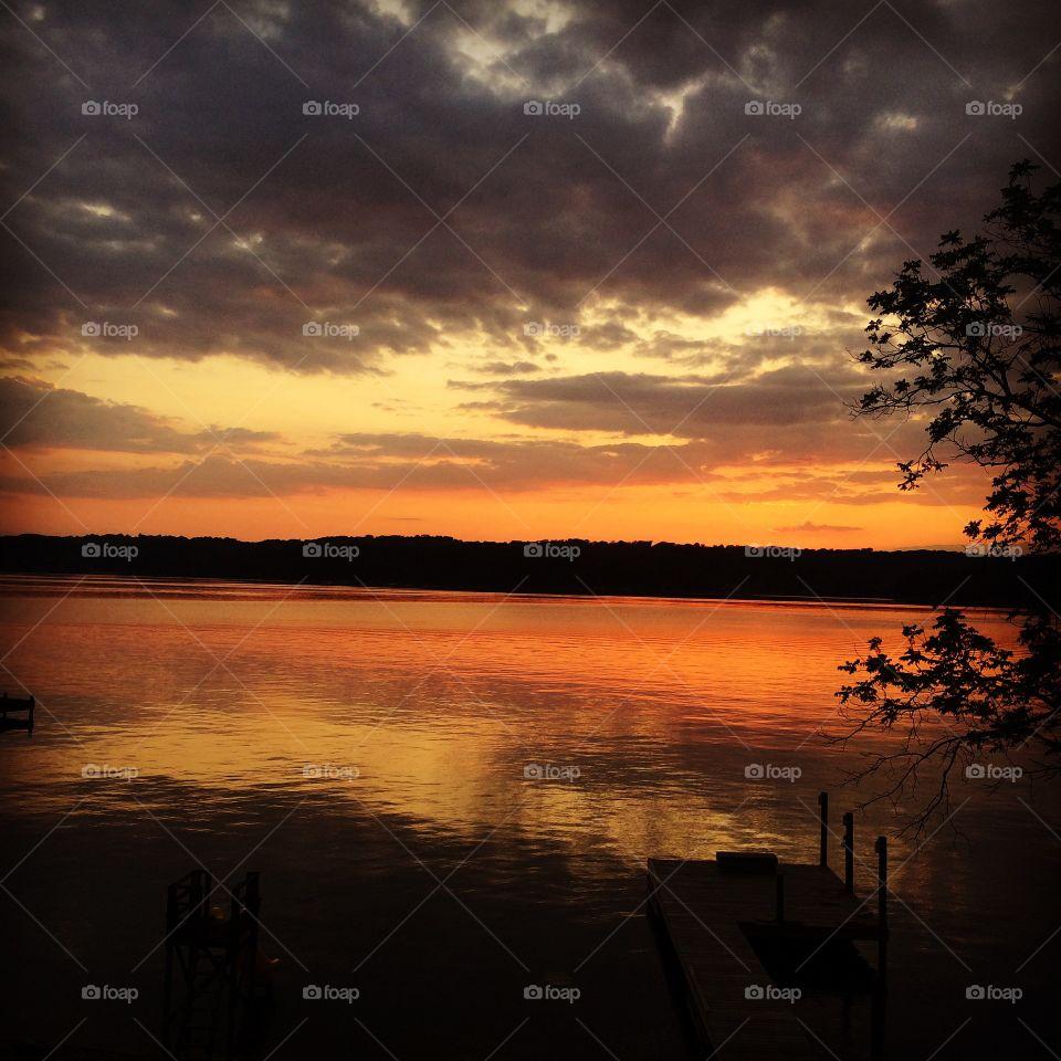 The Chickamauga Lake- One of Chattanooga's many hidden treasures..
